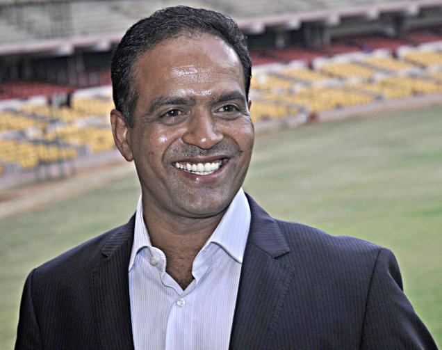 Sunil Joshi appointed Assam cricket new coach