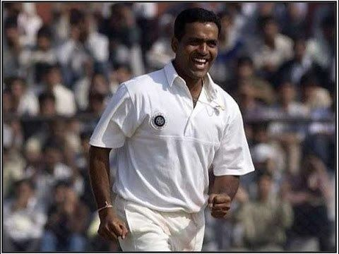 Sunil Joshi Magical Wicket YouTube