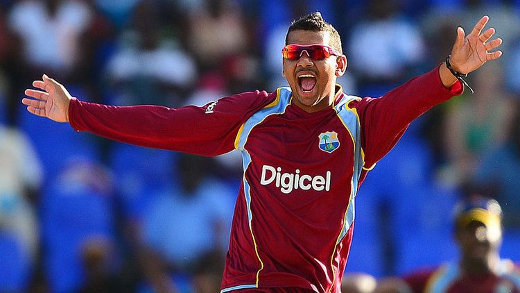 Sunil Narine suspended from bowling after action found illegal