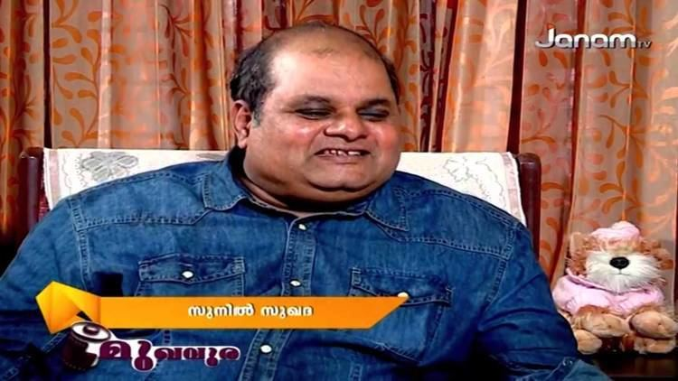 Sunil Sukhada Mukhavura Actor Sunil Sukhada 15thSeptember 2015