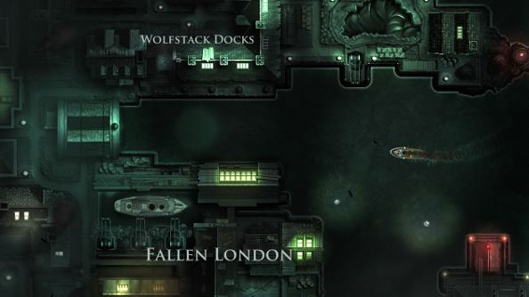 Sunless Sea SUNLESS SEA PC News from PCGamesNcom