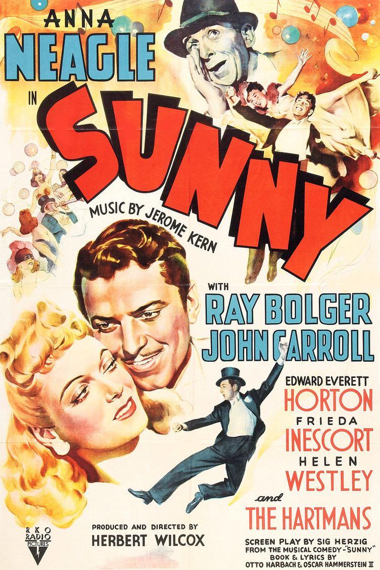 Sunny (1941 film) wwwgstaticcomtvthumbmovieposters42192p42192