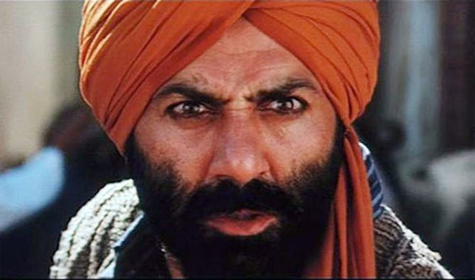 Sunny Deol VOTE Sunny Deol39s 10 best oneliners Rediffcom Movies