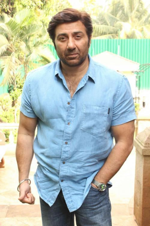 Sunny Deol Sunny Deol wraps shoot of 39Ghayal39 sequel PINKVILLA