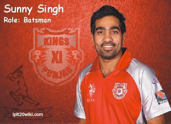 Sunny Singh (cricketer) iplt20wikicomwpcontentuploads201303SunnySi