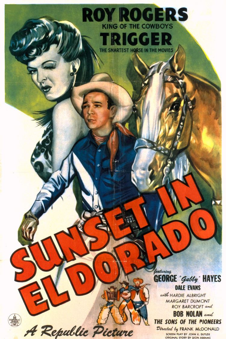 Sunset in El Dorado wwwgstaticcomtvthumbmovieposters42627p42627