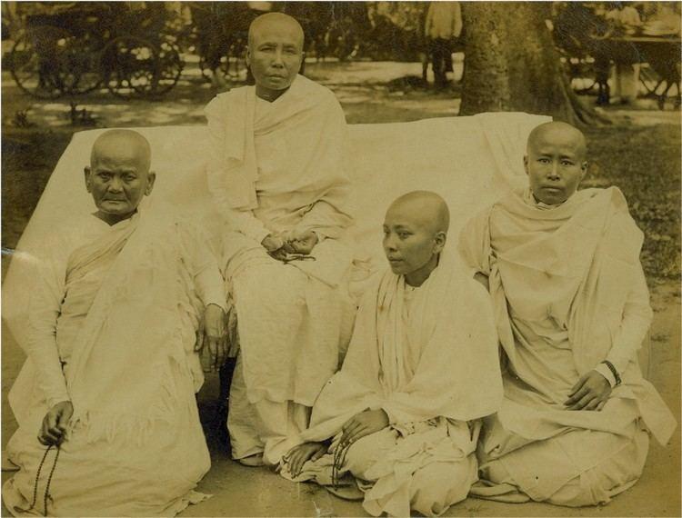 Supayalat Queen Supayalat of Burma in Exile 19th Century Original