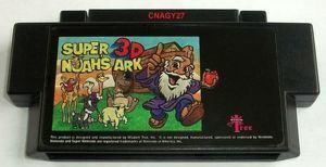 Super 3D Noah's Ark How Super 3D Noahs Ark came to be reprinted on SNES in 2014
