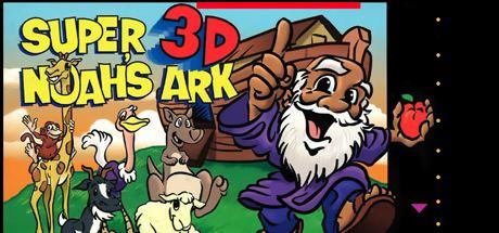 Super 3D Noah's Ark cdnedgecaststeamstaticcomsteamapps371180hea