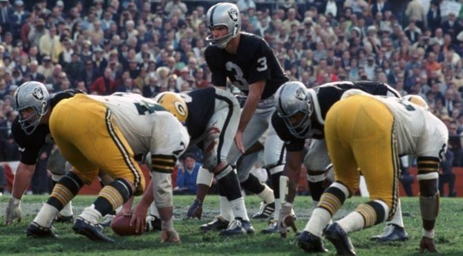 Super Bowl II Early Look Raiders Host Packers in Super Bowl II Rematch