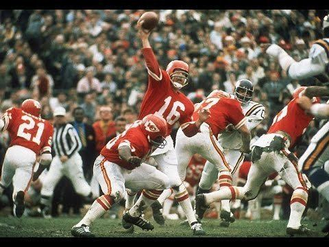 Super Bowl IV Super Bowl IV Chiefs vs Vikings YouTube