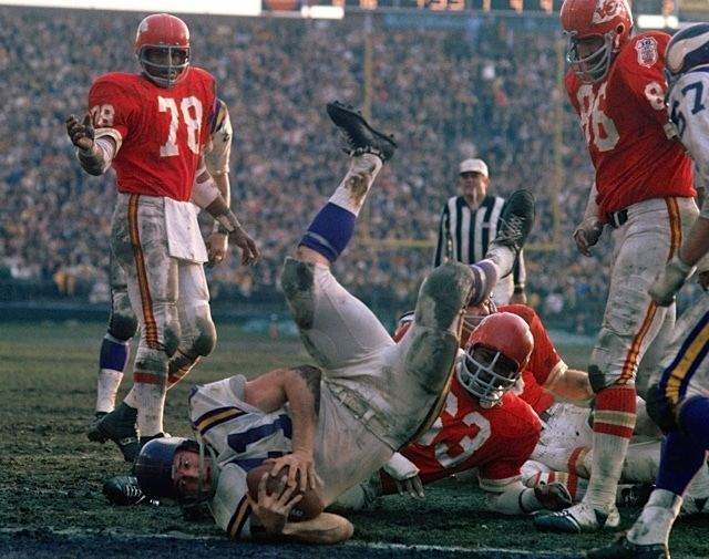 Super Bowl IV The Story Behind 11 Iconic Super Bowl Photos The Players Tribune