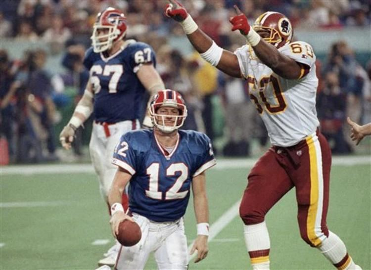 Super Bowl XXVI Super Bowl XXVI Redskins rout Bills for 3rd Super Bowl title
