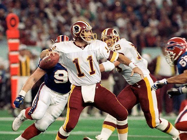 Super Bowl XXVI Photos Super Bowl XXVI Washington and Buffalo Bills The Mercury