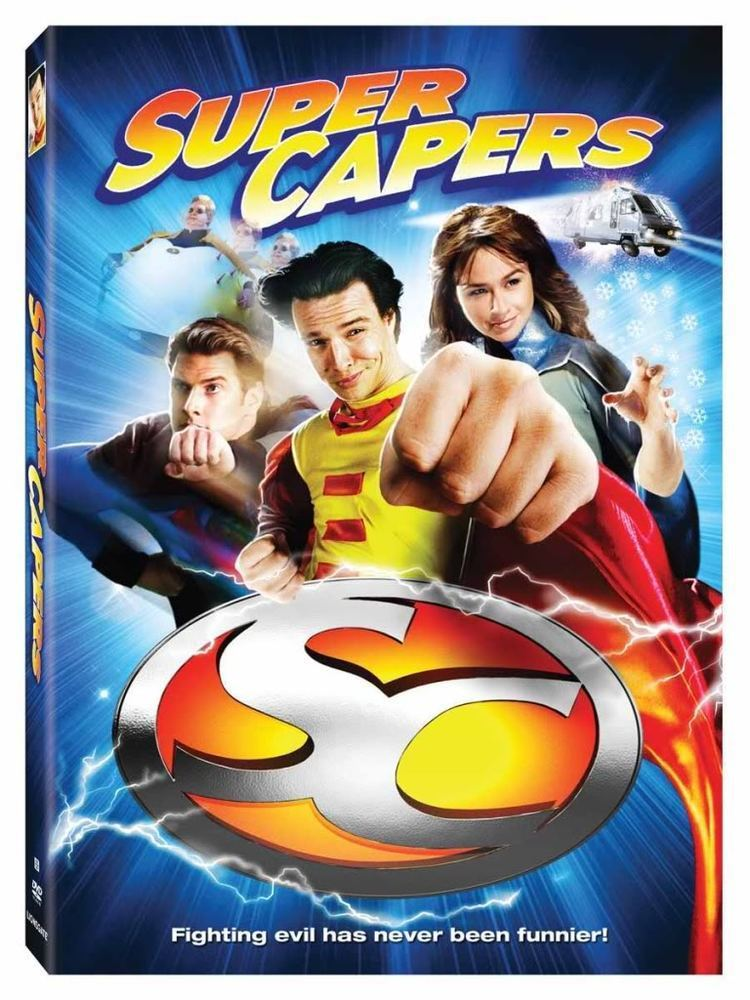 Super Capers Super Capers DVD Giveaway 3 winners Jolly Mom