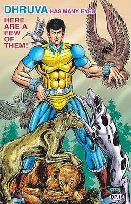 Super Commando Dhruva Super Commando Dhruva Character Comic Vine