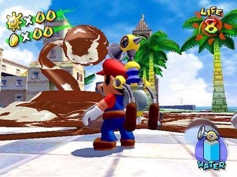 Super Mario Sunshine Alchetron The Free Social Encyclopedia