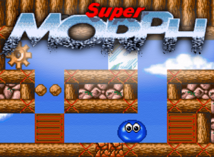 Super Morph RETRO SPIRIT GAMES Retro Review Super Morph SNES