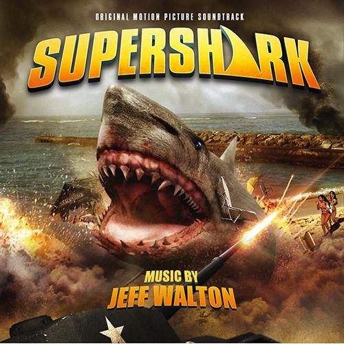 Super Shark Shark Jeff Walton