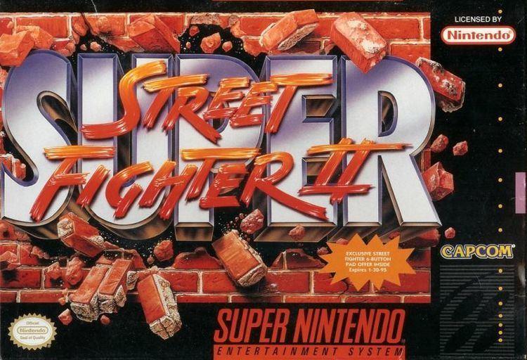 Super Street Fighter II - Alchetron, the free social