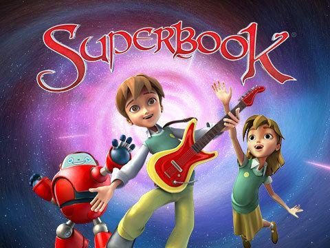 superbook 1981 dvd