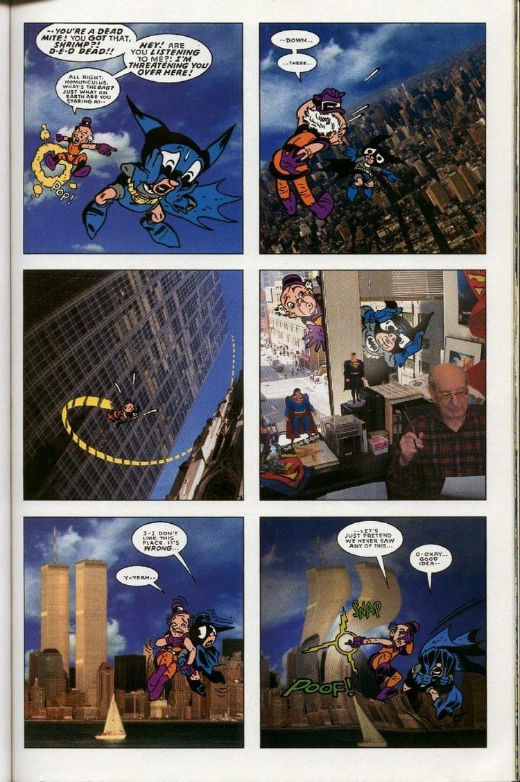 Superman and Batman: World's Funnest World39s Funnest Mxy vs PreRetcon Molecule Man Battles Comic Vine