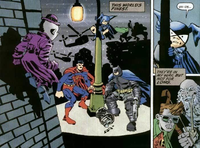 Superman and Batman: World's Funnest Great Back Issues Superman and Batman World39s Funnest