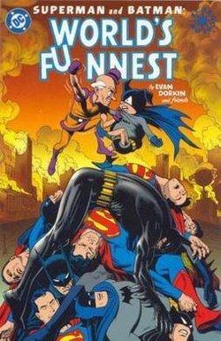 Superman and Batman: World's Funnest httpsuploadwikimediaorgwikipediaenthumb3