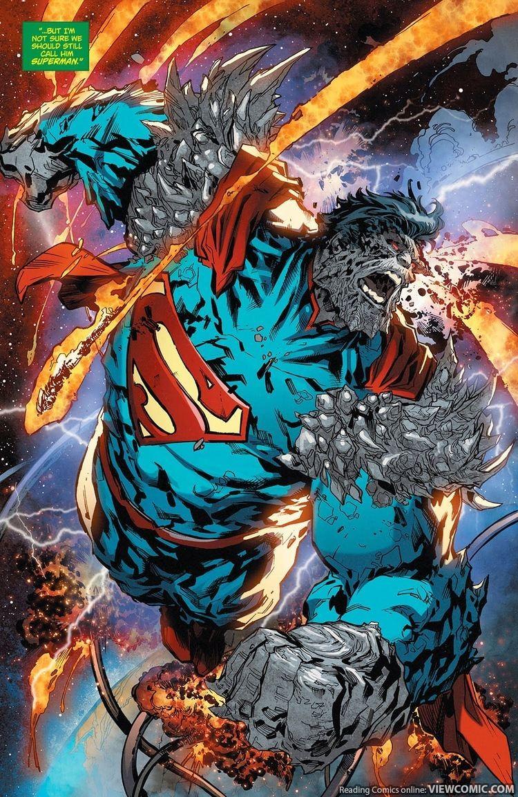 Superman: Doomed Superman Doomed 002 2014 Viewcomic reading comics online