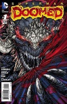 Superman: Doomed httpsuploadwikimediaorgwikipediaenthumbb