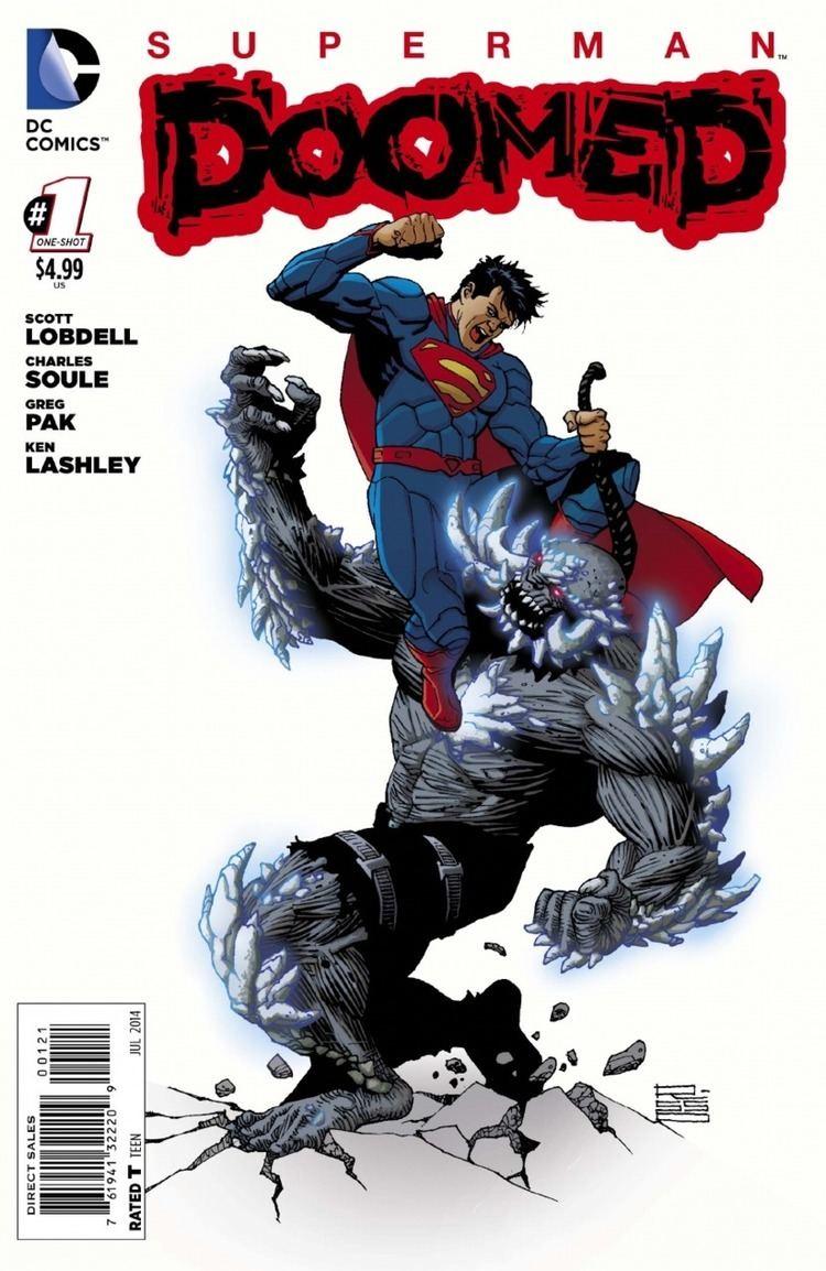Superman: Doomed Superman Doomed 1 Issue