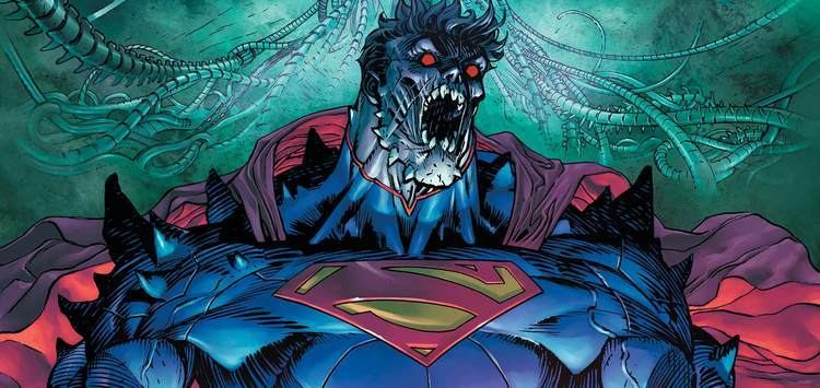 Superman: Doomed SUPERMAN DOOMED 2 DC
