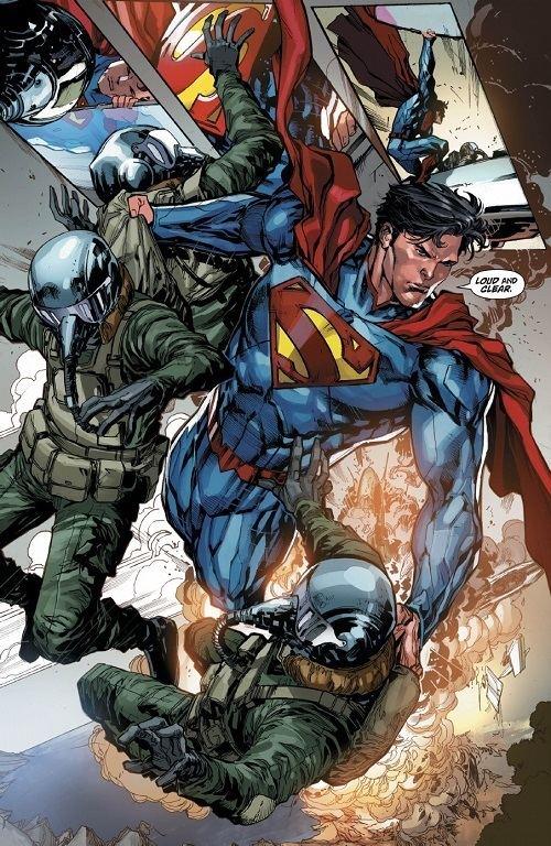 Superman: Doomed Comic Review SUPERMAN DOOMED 1 Nerdist