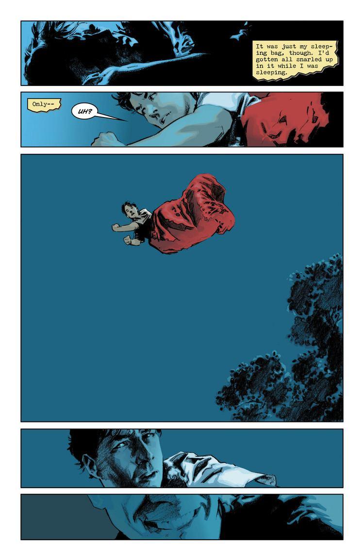 Superman: Secret Identity Comics Superman Secret Identity Open Letters Monthly an Arts