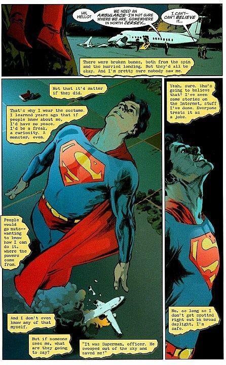 Superman: Secret Identity Buy This Book 39Superman Secret Identity39