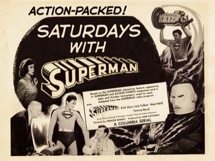 Superman (serial) Superman Homepage