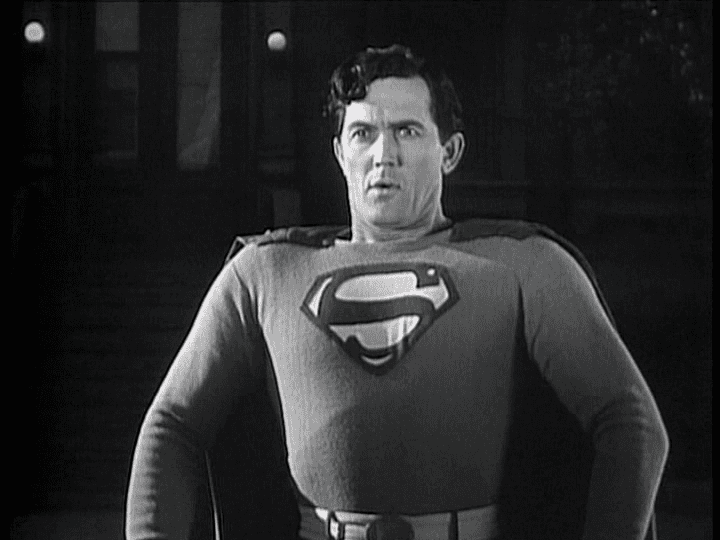 Superman (serial) Experience Cinematic Superman serial Bennet 1948