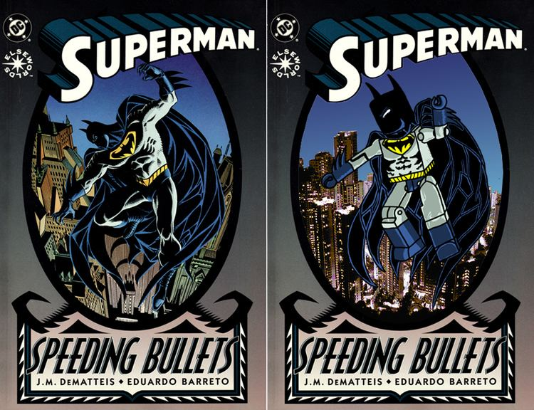 Superman: Speeding Bullets Superman Speeding Bullets by jcastick on DeviantArt