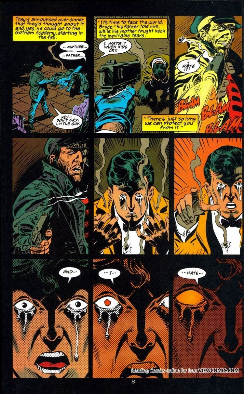 Superman: Speeding Bullets Superman Speeding Bullets 1993 View Comic