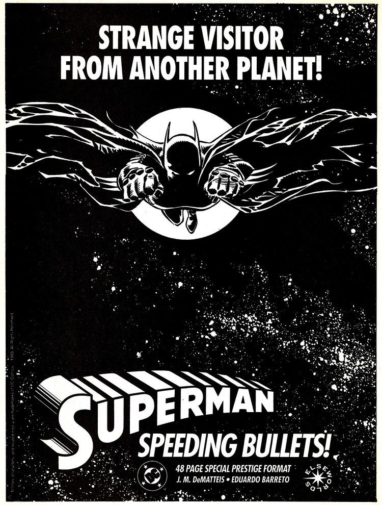 Superman: Speeding Bullets Superman Speeding Bullets Volume Comic Vine