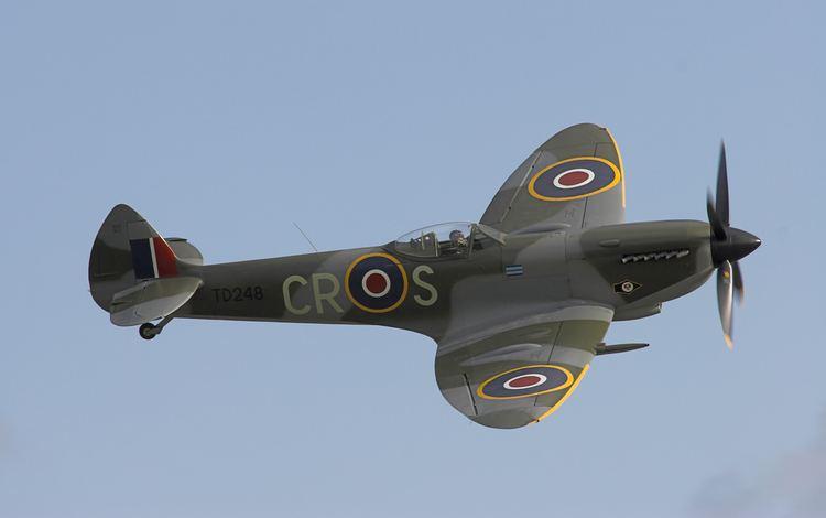 Supermarine Spitfire Supermarine Spitfire late Merlinpowered variants Wikiwand