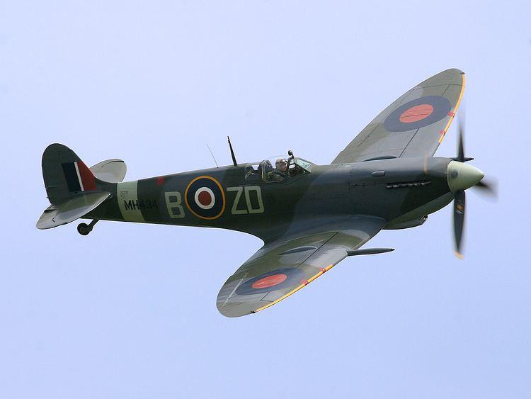 Supermarine Spitfire httpsuploadwikimediaorgwikipediacommons33