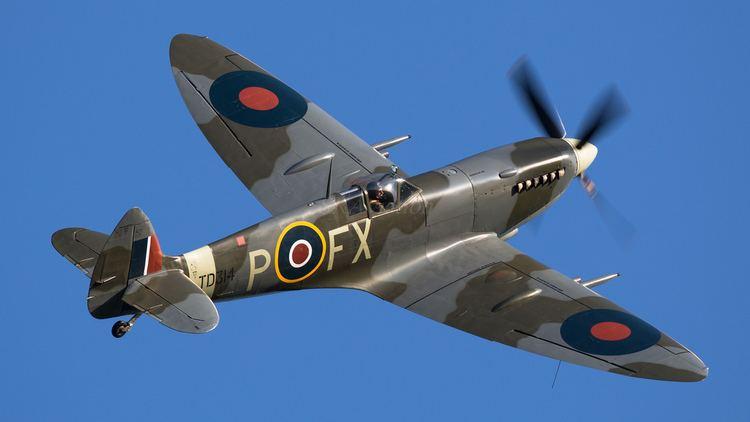 Supermarine Spitfire Supermarine 39Spitfire39 TD 314 Wensum Valley Norwich Flickr