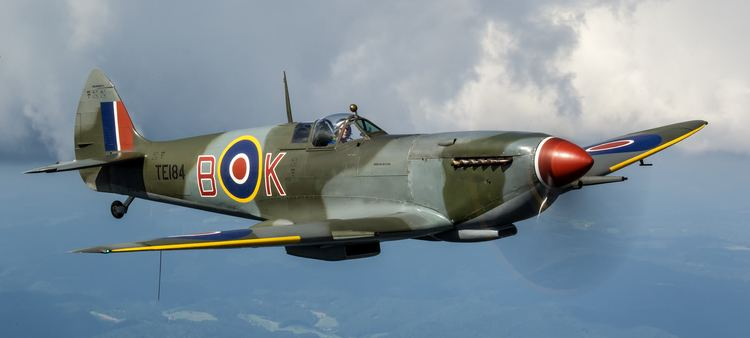 Supermarine Spitfire Electroflight Worlds First High Performance Electric Aircraft