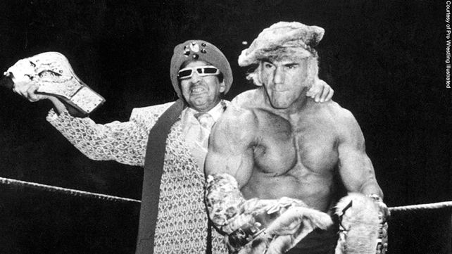 Superstar Billy Graham Superstar Billy Graham Wants To Teach Promos In WWE NXT