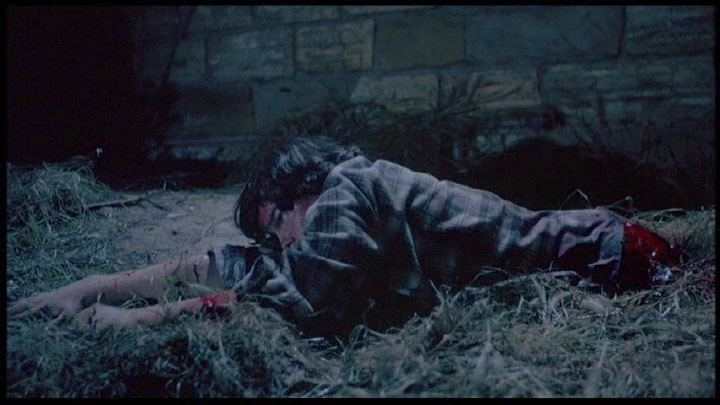Superstition (1982 film) movie scenes The best scenes of the movie are the flashback sequences to the 1692 witch trial and its consequences although the priest from back then does seem to