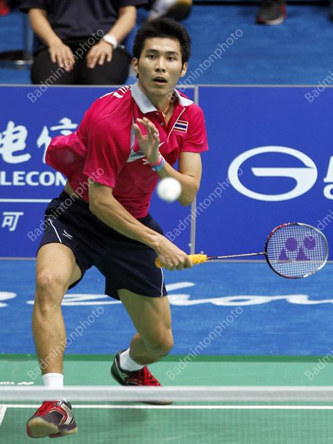 Suppanyu Avihingsanon ASIAN GAMES 2010 Day 1 Double success for Thailand