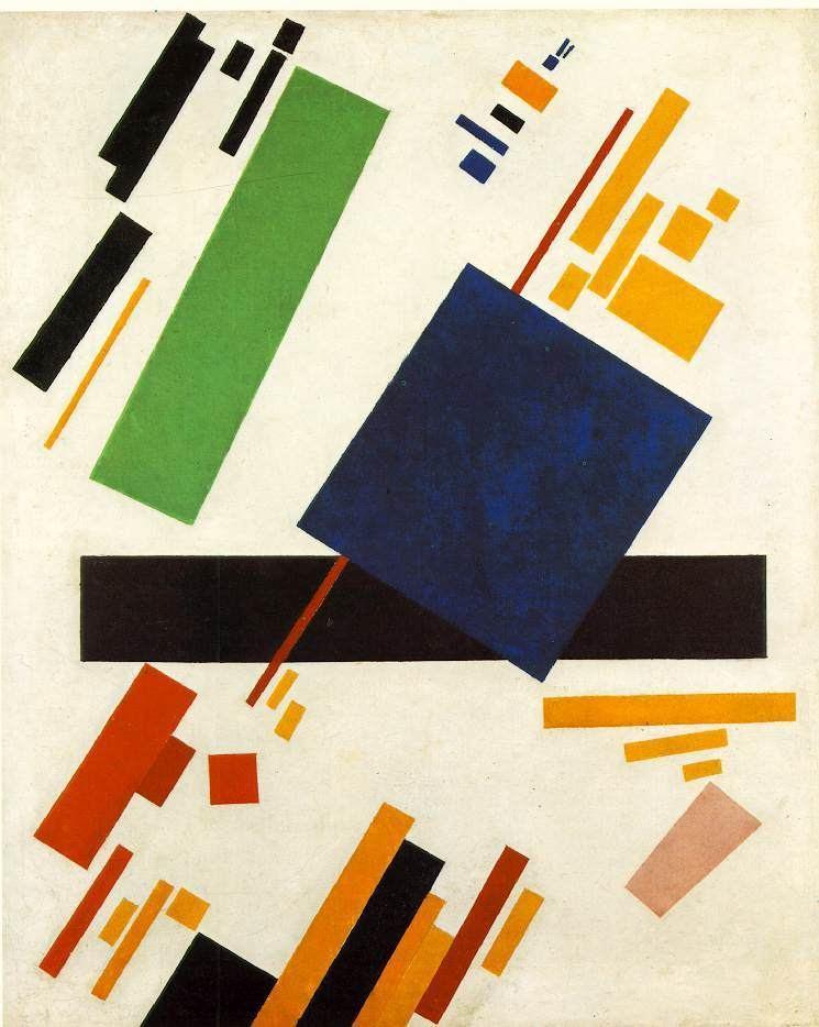 Suprematism WebMuseum Malevich Kasimir Suprematist Compositions
