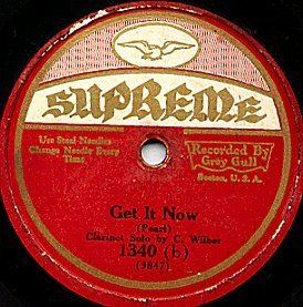 Supreme Records (Grey Gull subsidiary)