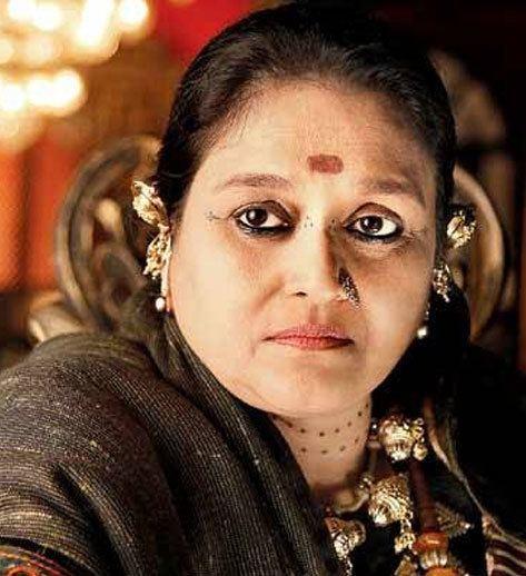 Supriya Pathak Supriya Pathak thanks viewers for appreciating her work